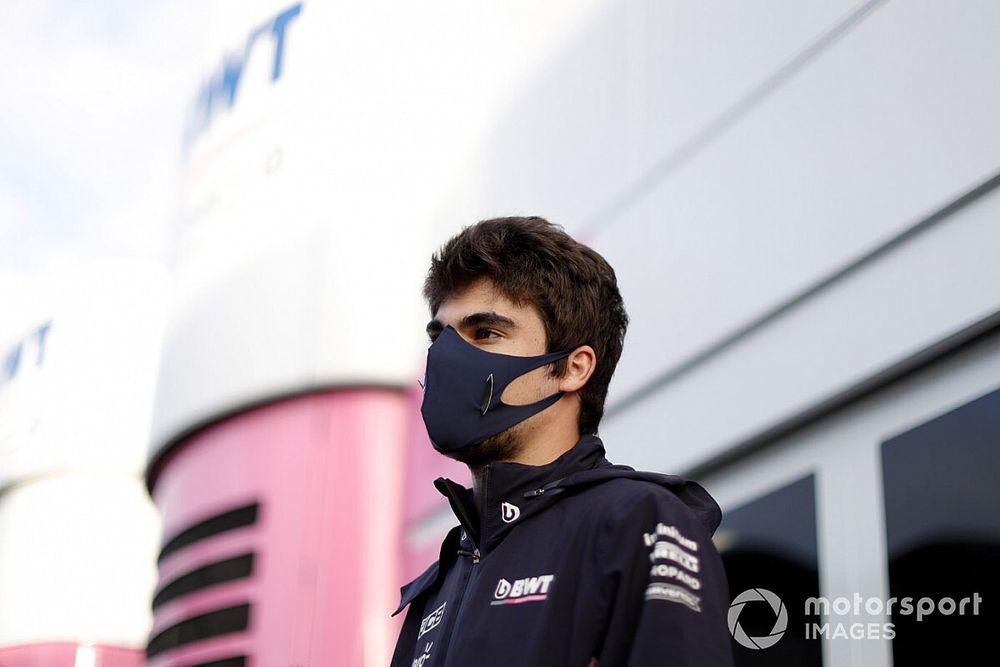 Stroll revela que sí tenía coronavirus en el GP de Eifel de F1
