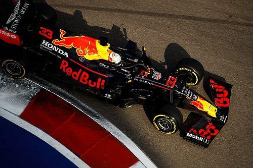 """Verstappen: """"Lastig om Renault in kwalificatie te verslaan voor P3"""""""