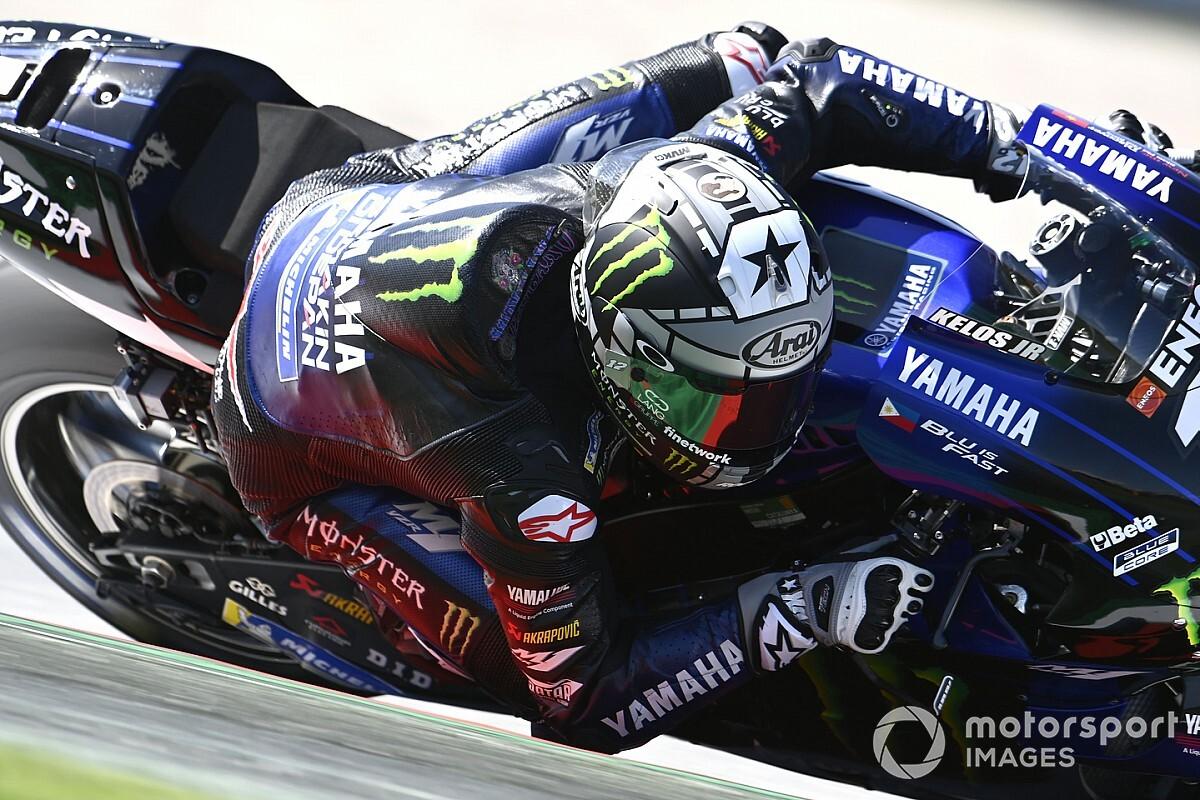 MotoGP: Viñales aproveita novo cronograma em Le Mans para testar aderência da moto