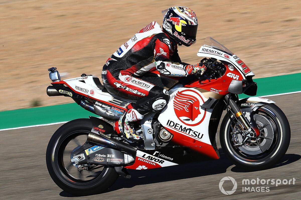 EL2 - Nakagami maintient Honda devant, les Ducati à la peine