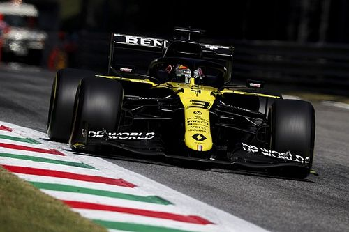 Why Renault's rapid F1 pace should scare Red Bull at Monza
