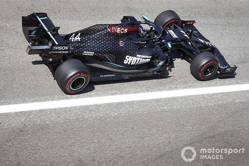 """Ricciardo: """"Motor modu yasağından sonra Mercedes'in dominasyonu eğlenceliydi"""""""