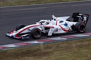 Sugo Super Formula: Hirakawa fastest in disrupted practice