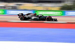 F1: Bottas se aproveita de punição a Hamilton e vence GP da Rússia