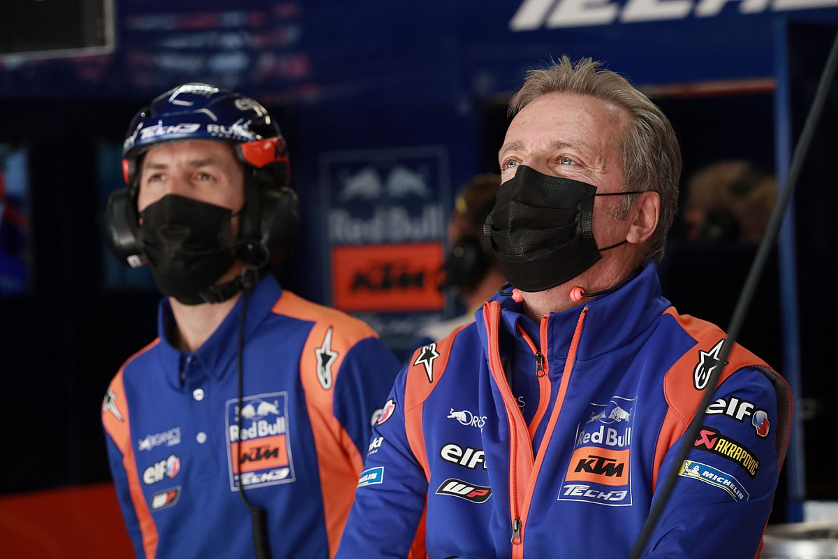 """Poncharal: """"Een satellietrijder kan kampioen worden in MotoGP"""""""