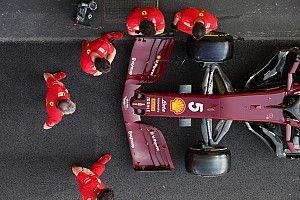 Rossi sajnálja, hogy Vettel távozik a Ferraritól