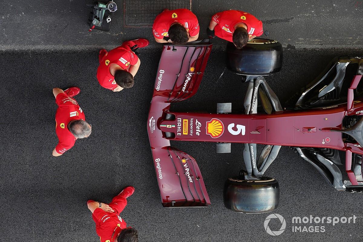 Binotto insiste en que Ferrari aún no está en crisis