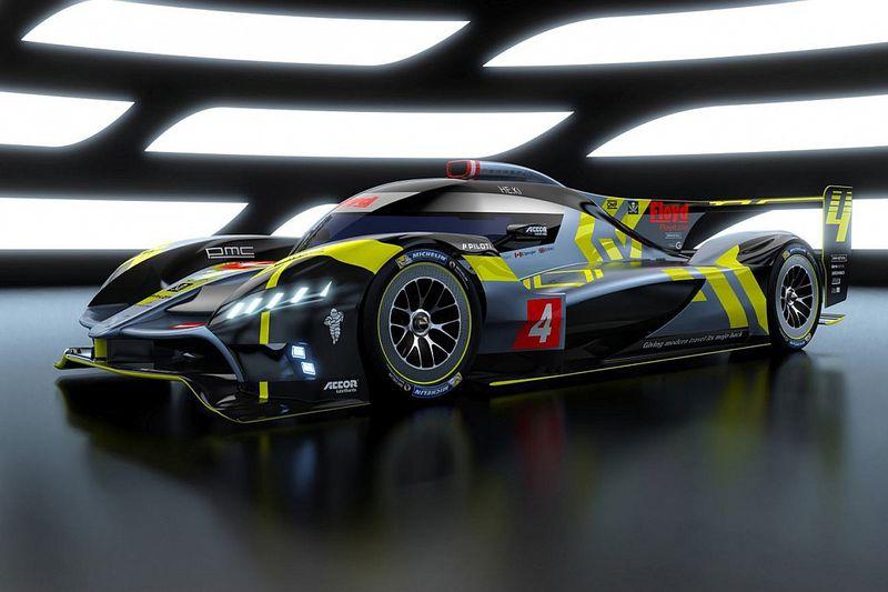 ByKolles Racing Tampilkan Progres Proyek Hypercar
