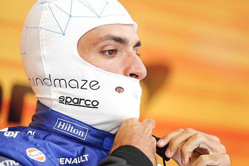 """Sainz y su problema en Spa: """"Fue un cilindro del motor… pero no me dejan decirlo"""""""