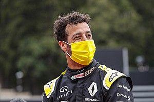 Ricciardo és Verstappen agya egy rugóra jár