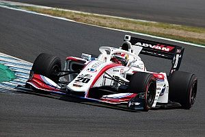 Motegi Super Formula: Hirakawa beats Fenestraz to pole