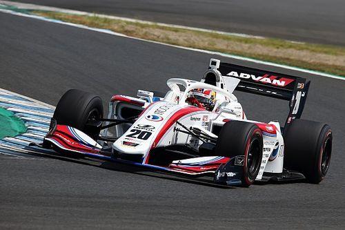Motegi Super Formula: Hirakawa beats Fenestraz to pole