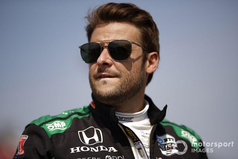 IndyCar: Marco Andretti non correrà più a tempo pieno