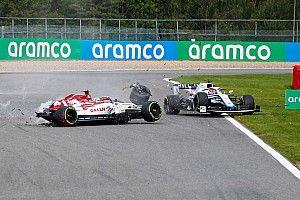 Las mejores fotos del GP de Bélgica de F1 2020
