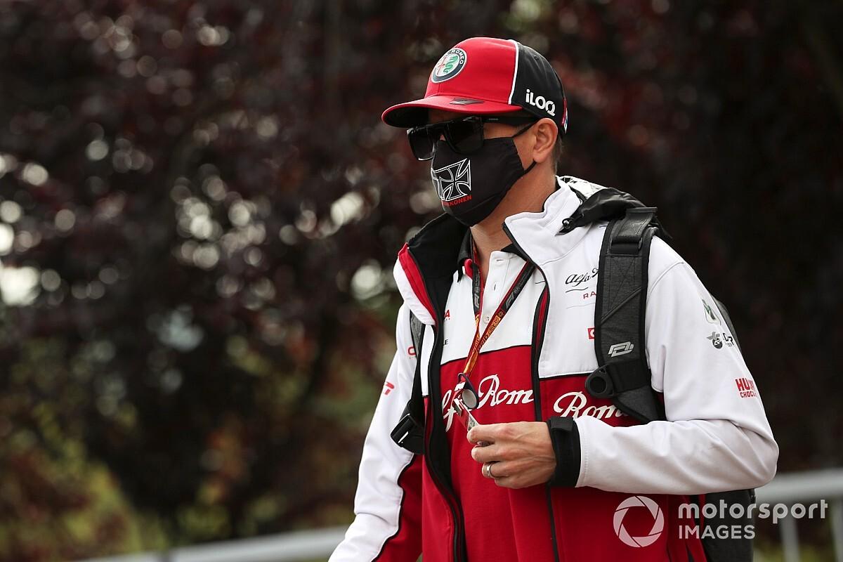 莱科宁:只要我还享受F1,就很高兴比赛