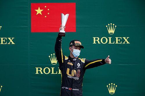 Alpine : Zhou est la seule chance de la Chine d'ici 15 ans