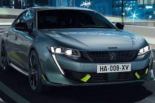 Peugeot 508 PSE Revealed As The Brand's Most Powerful Road Car Ever