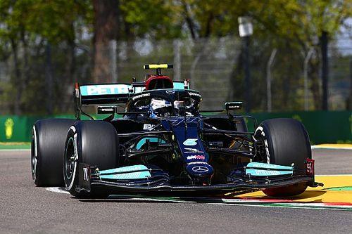 Emilia Romagna GP 2. antrenman: En hızlısı Bottas, Verstappen yolda kaldı!