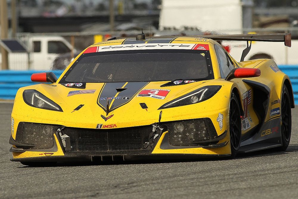 Corvette enters Spa, hints at increased WEC involvement