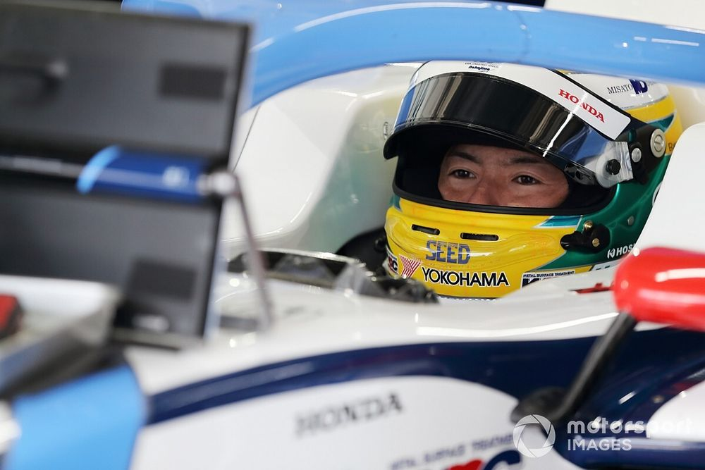 Yamamoto puzzled by lacklustre test form after team switch