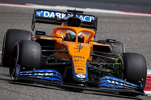 2021 Bahreyn testi 1. Gün: Sabahın en hızlısı Ricciardo, Mercedes ve Ferrari sorun yaşadı!