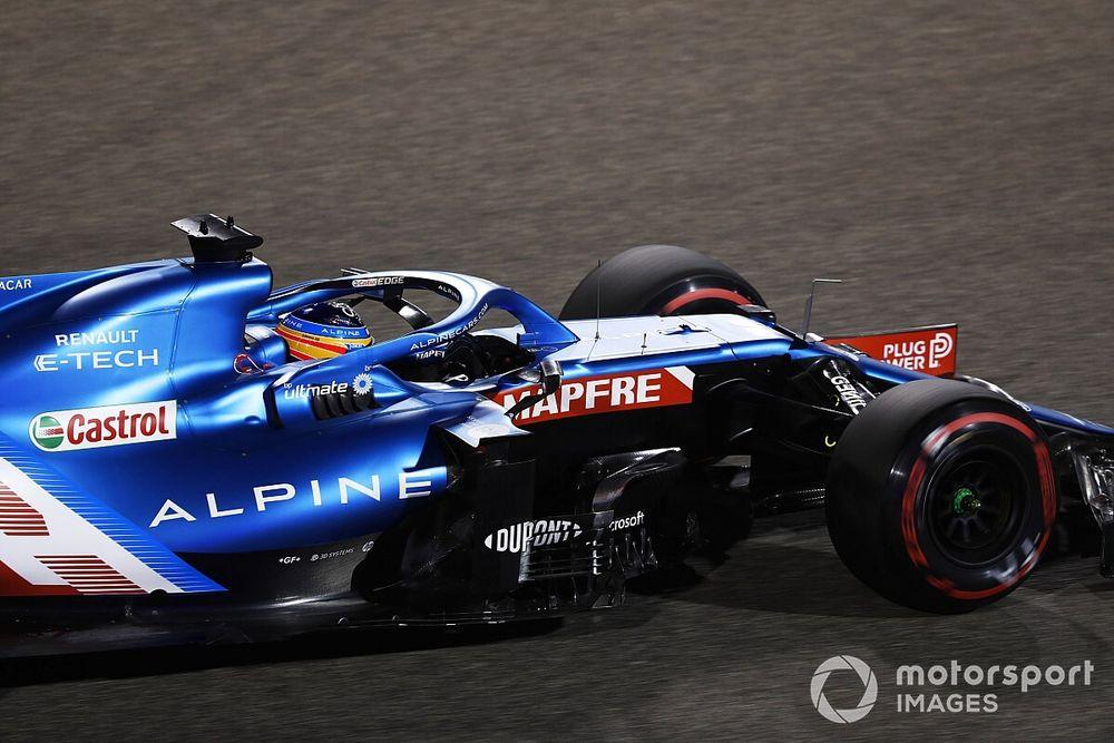 """F1: Alonso diz que tem """"muito a melhorar"""" em retorno"""