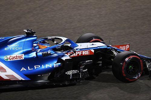 F1: resultados de Alonso y Sainz en Bahrein 2021 (y fotos)