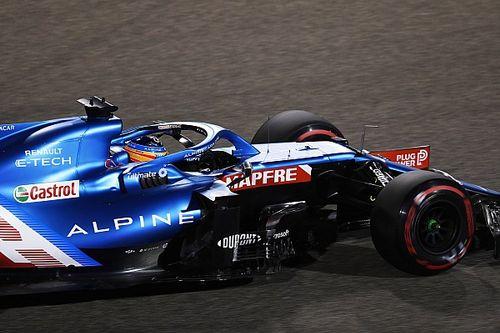 Liveblog - 'Godfather' Alonso moet van Alpine een topteam maken