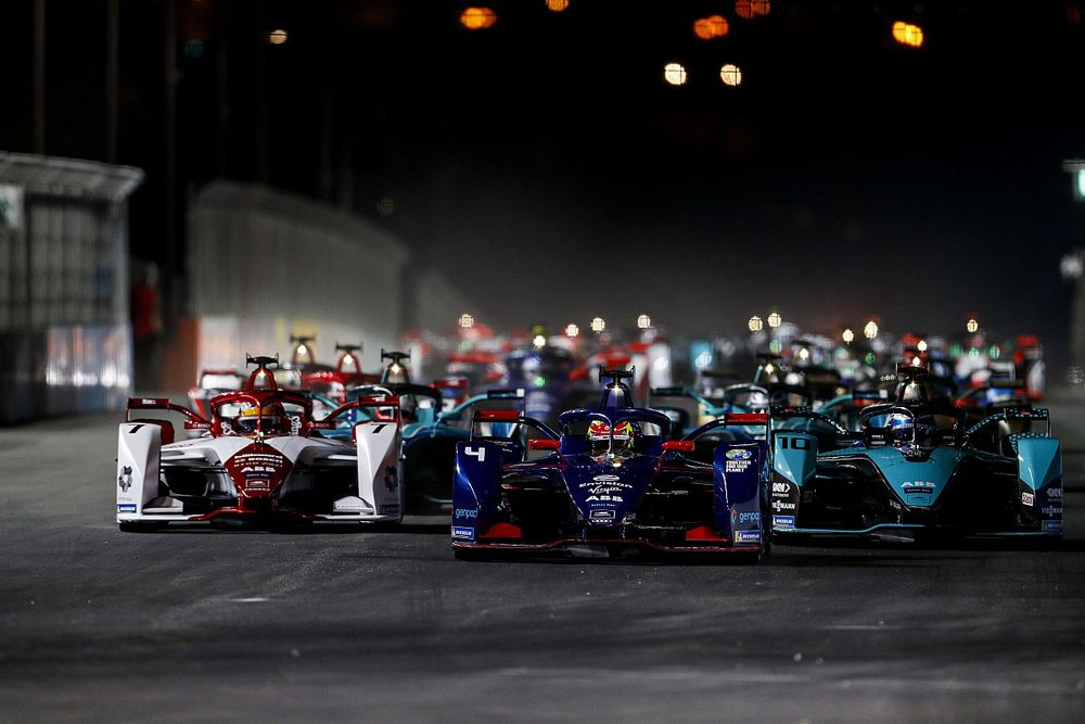 """Saudi Arabia ready to """"give to the motorsport world"""" after FE success"""