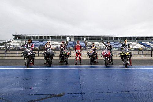 Seluruh Pembalap Ducati Berangkat ke Qatar