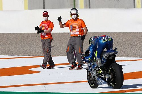 Las estadísticas de MotoGP que dejó la primera carrera de Valencia