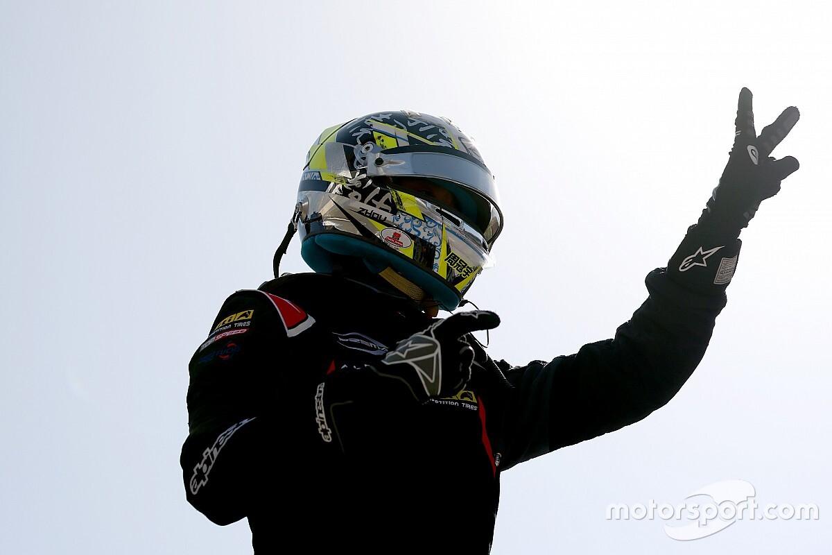 F3亚洲锦标赛首轮:周冠宇携二连胜领跑积分榜