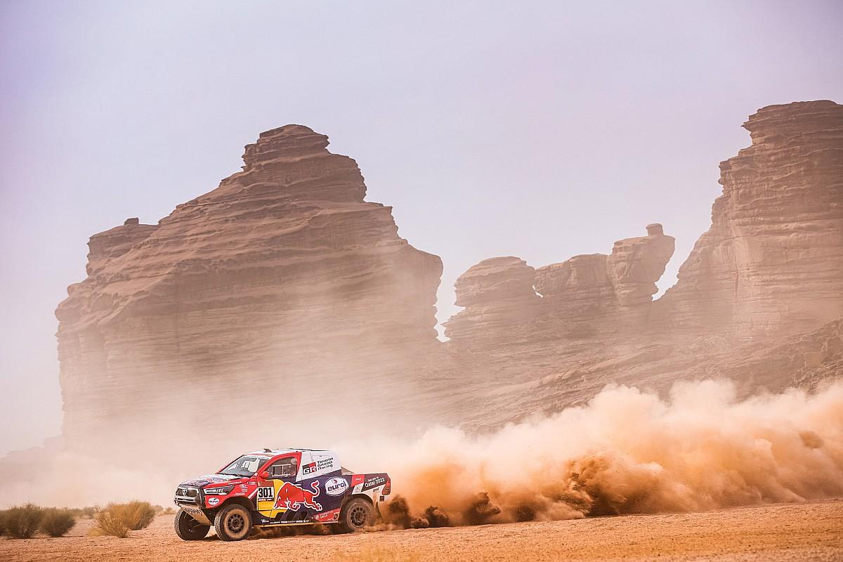 La 11e étape du Dakar sera raccourcie