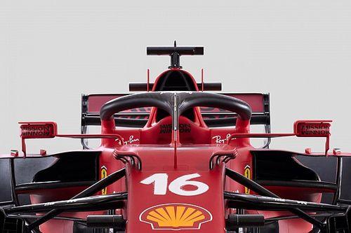 La fiche technique de la Ferrari SF21