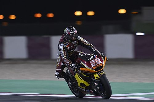 Moto2: Lowes in pole in Qatar, Bezzecchi quarto