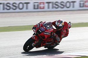 Ducati cerró el viernes en Losail al frente