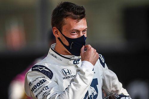 Kvyat confirma que no estará en la Fórmula 1 2021