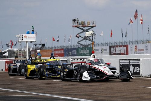 IndyCar could crack one-minute mark at St. Pete
