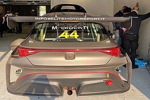 Michele Imberti pronto per il primo round del TCR Italy a Monza