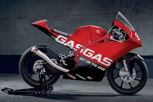 GasGas llega al Mundial de Moto3 de la mano del equipo Aspar
