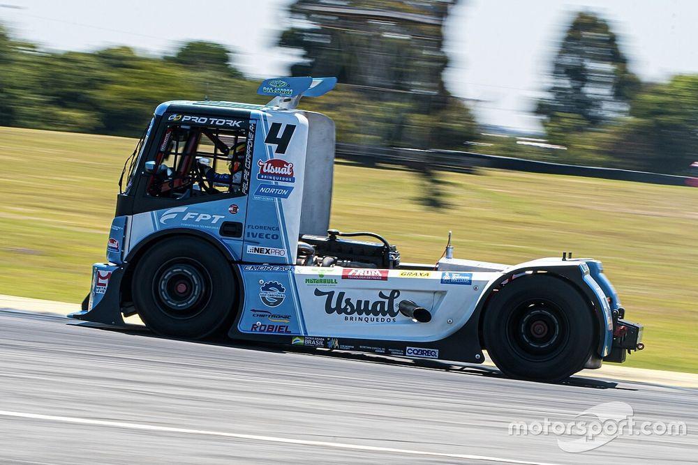 Iveco Usual Racing chega a Interlagos para disputa do título da Copa Truck