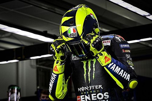 """Rossi opens up on """"difficult"""" 24-day COVID layoff"""