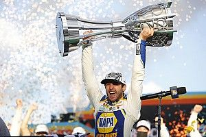 "Chase Elliott on being champion: ""It's absolutely nuts"""
