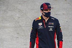 Verstappen, Red Bull'da yarıştığı için mutlu