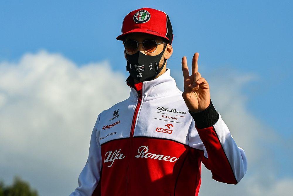 Джовинацци: Выбор Сайнса не значит, что я не попаду в Ferrari