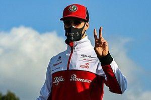 "Ferrari tiene objetivos ""claros"" para Giovinazzi en 2021"