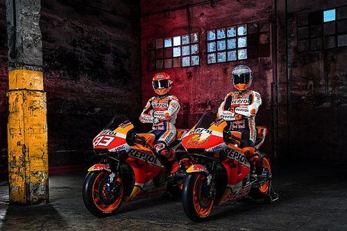 Honda presenta su proyecto 2021 con Márquez y Espargaró