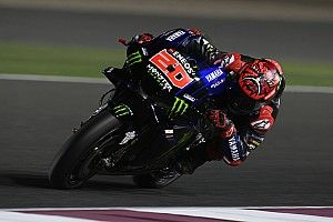 Quartararo pips Miller on second day of Qatar MotoGP test