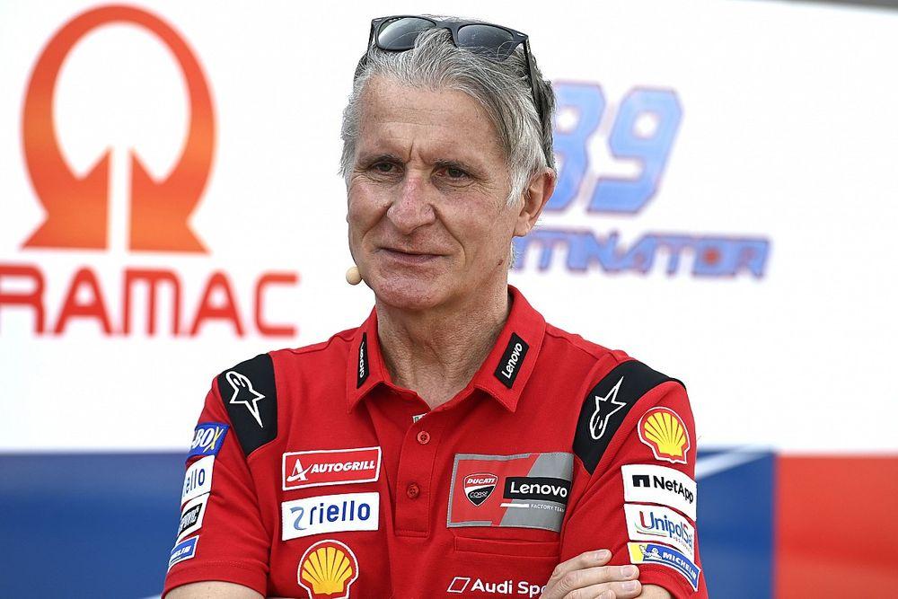 Paolo Ciabatti Tegaskan Ducati Tak Tertarik pada Maverick Vinales