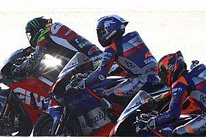 La parrilla del GP de Portugal de MotoGP: filas y posiciones